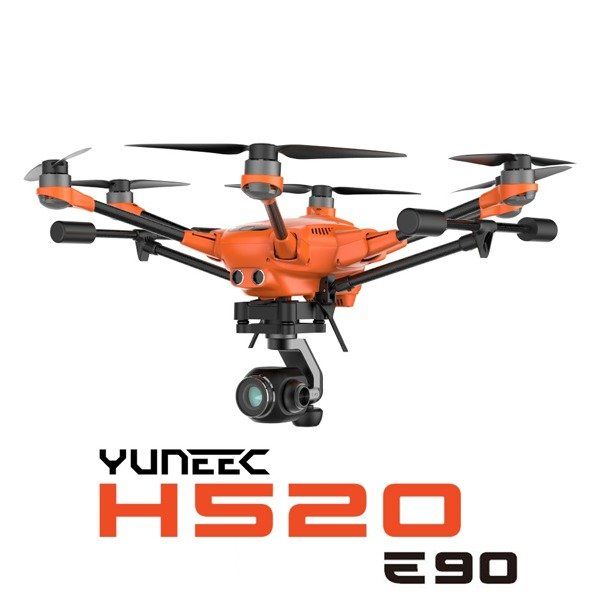 Yuneec Typhoon H520 with E90 camera