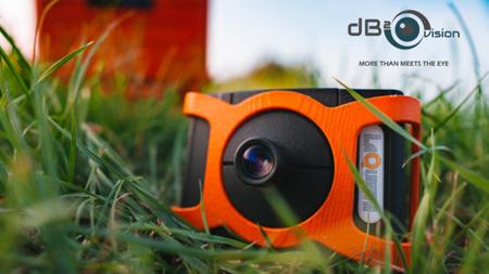 LaQuinta DB2 Vision multispectrale camera voor de H520 / H520E