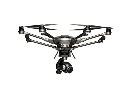 Yuneec Typhoon H Plus z Intel RealSense